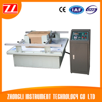 Electronic Power Simulation Transportation Vibration Test Instrument