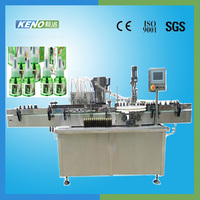 KENO-FC100 Automatic perfume filling and capping machine