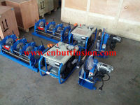 hydraulic field butt fusion pipe joint welding machine