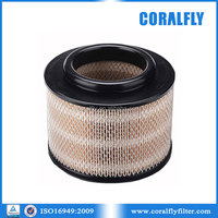 Chinese goods wholesale 17801-0c010 for bmw engine air filter