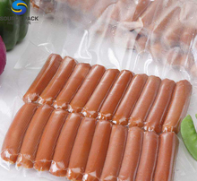 PP film custom printed vacuum bags/frozen food packaging / food vacuum plastic bag