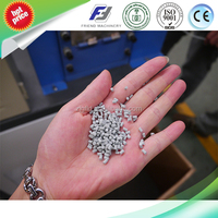 Plastic PP PE Pellet Making Machine for PP PE Film Recycling