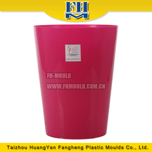 modern plastic flower pot mold injection mould