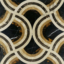 balck marble,water-jet marble,laminated marble
