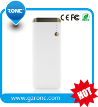 2015 Guangzhou Let Your Logo Shining 10000mah wholesale mobile power bank