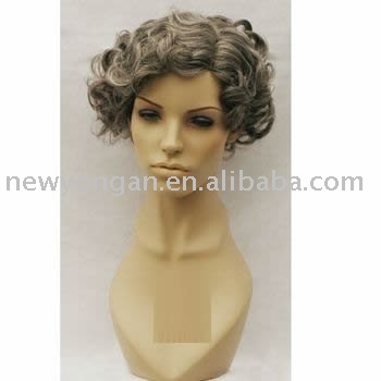 ladies' fashion wig