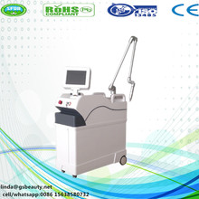 1064nm 532nm EO active q switch nd yag laser tattoo removal machine/tattoo removal laser