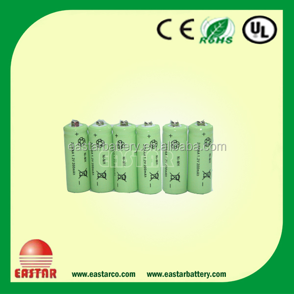 Normal voltage NiMh SC ni-mh battery 3.6v 1000mah for phone and lighting