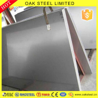 304 410 430 201 Plate Hot/Cold Rolled Austenitic Stainless Steel