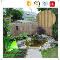 Natural Materials Cheap Bamboo Fencing for Garden