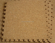 Best Quality Cork Flooring Puzzle Manufactures