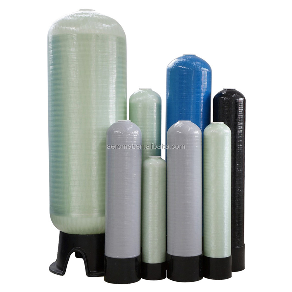 GRP FRP Water filter or softener tank for chemical <strong>industry</strong>