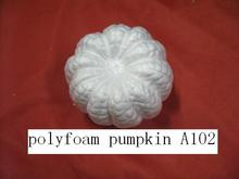 poly foam pumpkin