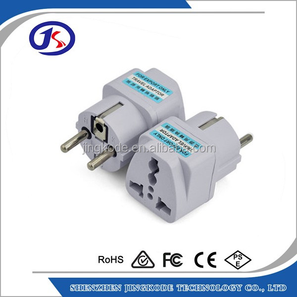 Universal Travel Adapter AU UK EU to US Adapter Converter Germany Travel Adaptor Plug