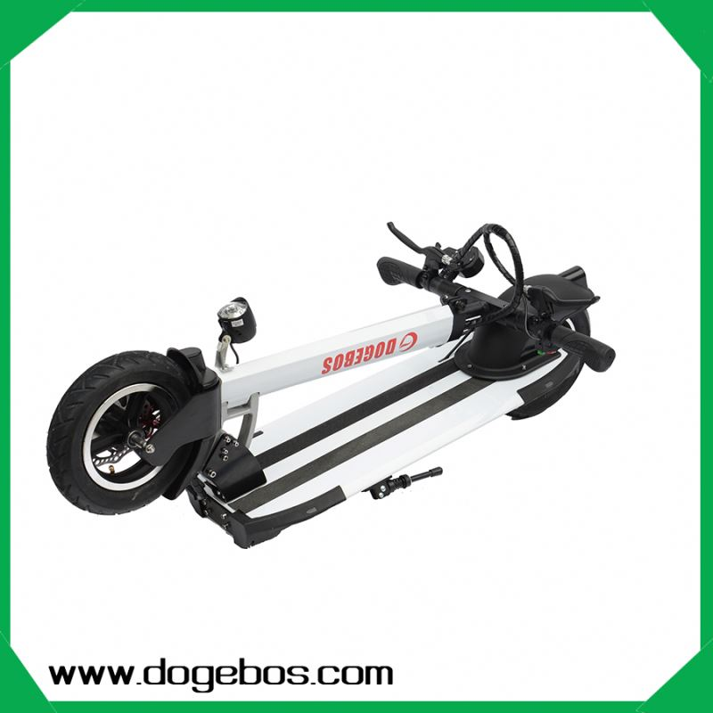 lightweight aluminum alloy/carbon fiber 2 wheel folding evo electric scooter for sale with CE