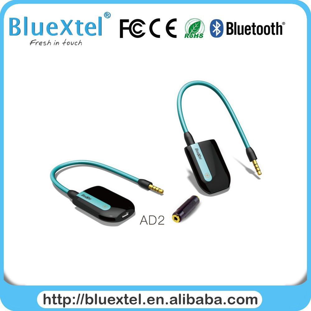 2015 new design popular high tech bluetooth Bluetooth V4.0 USB AV dongle connect with any bluetooth products