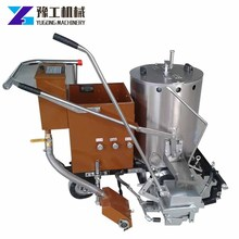 Road marking price hot melt road marking machine thermoplastic road paint removal machine
