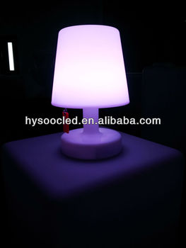 led bar table nightclub table led lamp