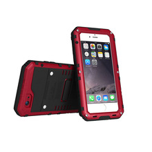 Strong Structure Durable Shock Proof Dust Proof Unbreakable Waterproof Cell Phone Case