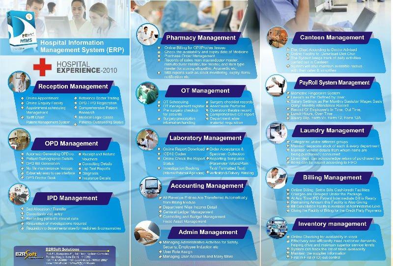 online hospital information management system