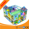 China Commercial Toddler Play Center Plastic Indoor Playground