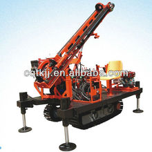 The Lowest Price Rock and Soil Anchor Drilling Machine MGJ-50L Crawler Mounted