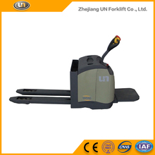 Best Chinese Brand 2 Ton Mini Electric Forklift Hand Pallet Truck