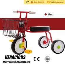 Factory price metal tricycle infant tricycle with CE certificate