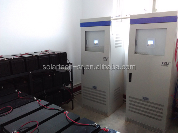 Professional Chinese manufacturer energy saving on-grid/off-grid solar power system for small homes
