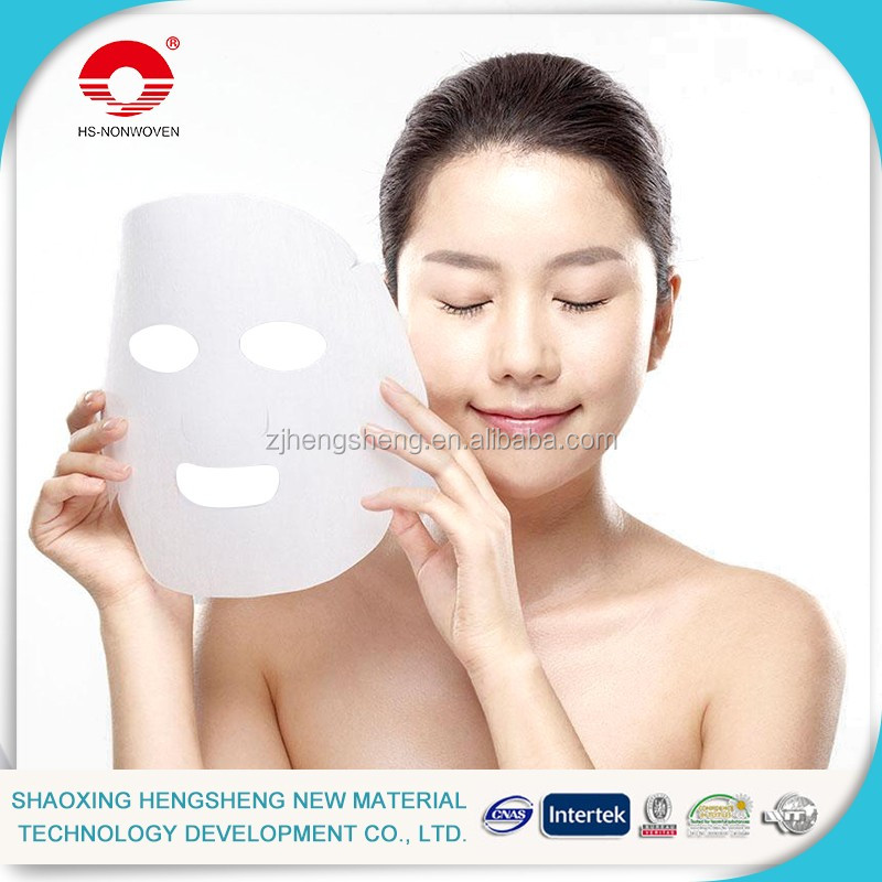 Hot products 2017 excellent quality disposable saving water nonwoven cotton face mask