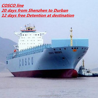 durban furniture from in china guangzhou shipping