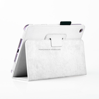 Danycase New design 2016 ultra thin Leather Flip cover for ipad mini tablet case