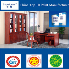 Hualong Middle and Low End PU (Polyurethane) Matte Furniture Varnish