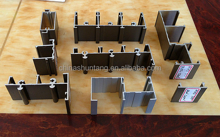 aluminum profile with low price manufacturing company hot selling to Philippines market