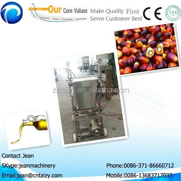 Muti-function Fully Automatic palm oil press machinery used in Africa