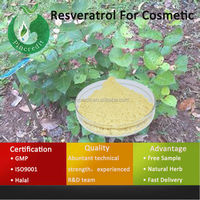 Resveratrol Plant Extraction/Resveratrol Lozenge/Resveratrol For Cosmetic