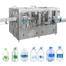 small cost small capacity mineral water and pure water filling production line EQUIPMENT