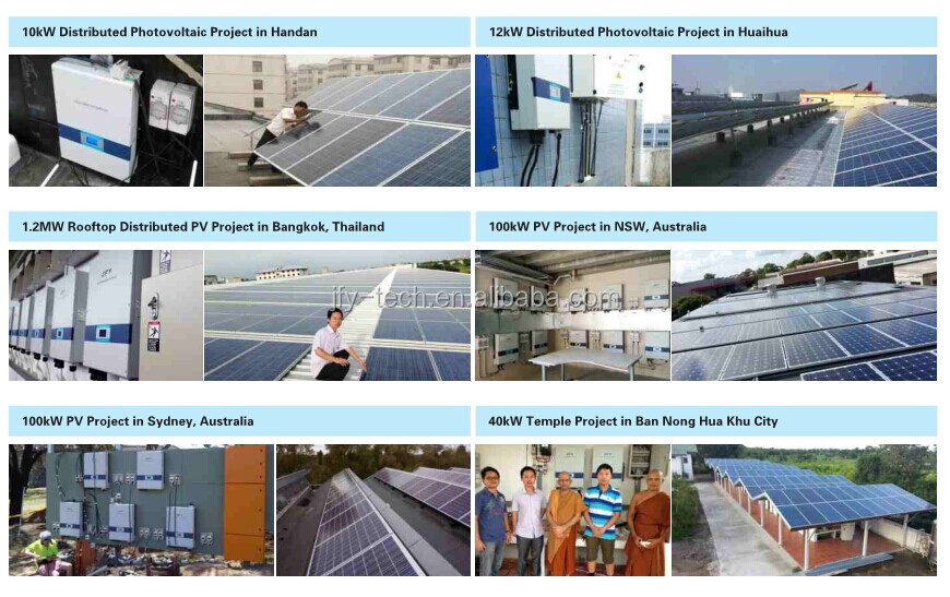 single phase transformerless TUV,CE,SAA,VDE 1500w 2000w 3000w 5000w 6000w MPPT Solar grid tie inverter