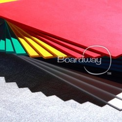 Guangzhou factory high strength fine cell structure free foam 4x8 pvc sheet for POP