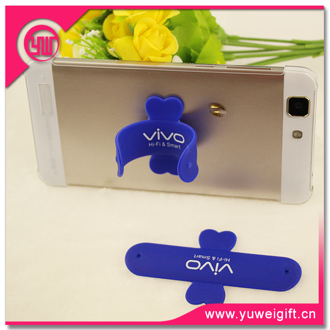 wholesale silicone mobile phone accessories small phone stand