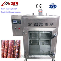 Hot Sale Commercial Smokehouse/Sausage Smoking Oven/Smoked Furnace