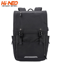 Leisure USB Laptop bags Light Weight 15.6 inch Notebook Computer Bagpack for Teenager boy