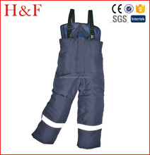 Stain-Resistant Oxford Weave Safety Bib overall