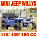 150cc Mini Jeep Birthday Gift