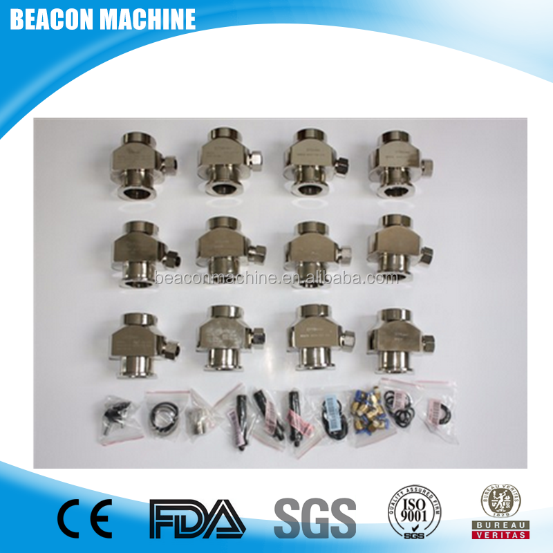 High quality common rail injector retainer injector adapter