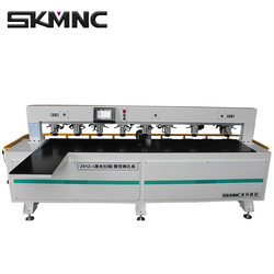 skmnc wood work cnc side drilling machine to drill holes foe cabinet door