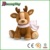 2017 cute eco-friendly soft plush handmade christmad toys