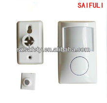 Alarm use infrared electronic dog outside