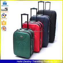 green red navy black built- in trolley unique extensible travel eva trolley luggage