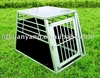 Pet Products Scratch-Resistant Metallic Crate